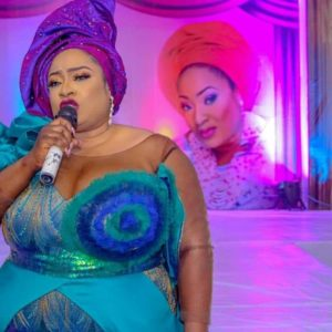 EXCITMENTS AND TEARS OF JOY AS FOLUKE DARAMOLA-SALAKO'S PARA AFRICA FOUNDATION FETES VETERAN NOLLYWOOD THESPIANS